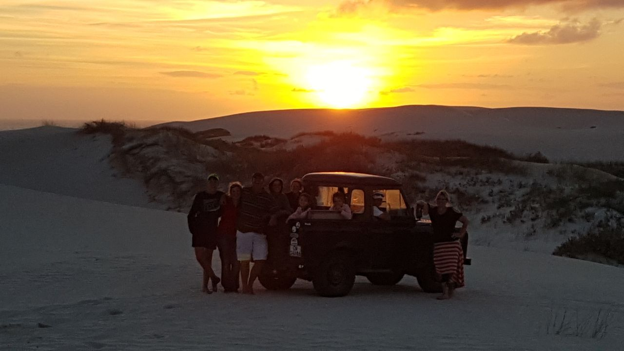 agulhas landrover